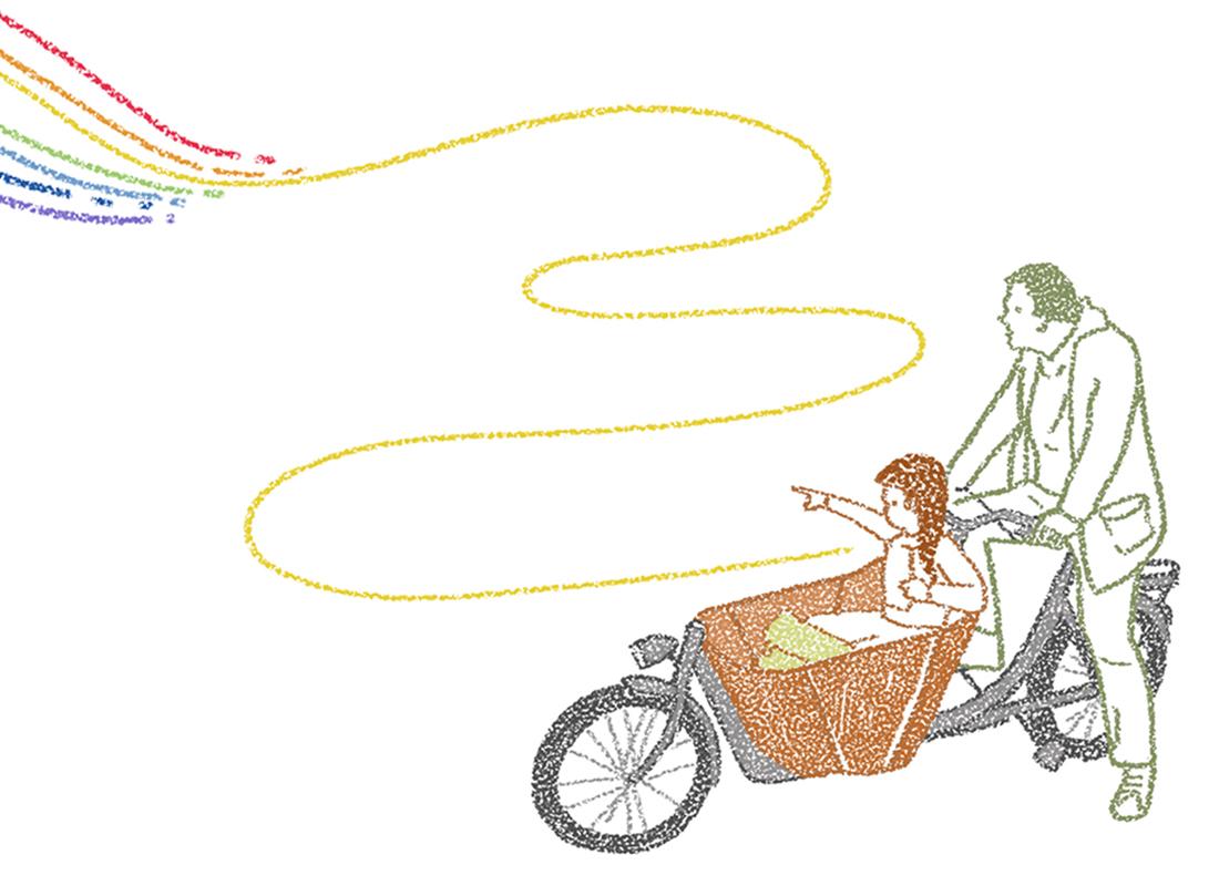 una bici per sofia